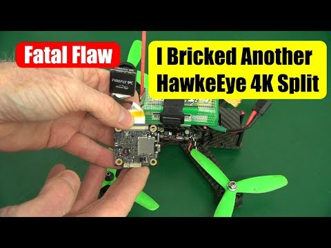 HawkEye FireFly 4K Split review (unacceptable firmware bug) - UCahqHsTaADV8MMmj2D5i1Vw