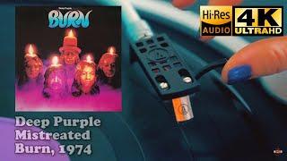 Mistreated (Burn), 1974, Vinyl video 4K, 24bit/96kHz