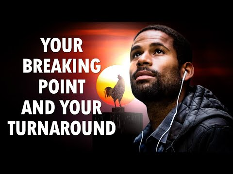Your BREAKING POINT and Your TURNAROUND - Morning Prayer