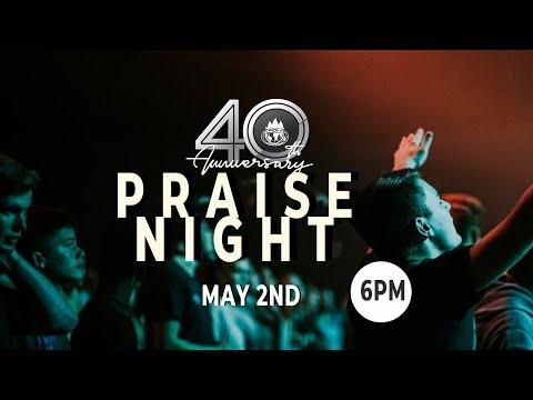 40th Anniversary Praise Night  Day 1  05-2-2021  Winners Chapel Maryland