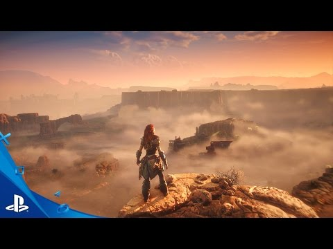 Horizon Zero Dawn - E3 2016 Gameplay Video   Only on PS4 - UC-2Y8dQb0S6DtpxNgAKoJKA