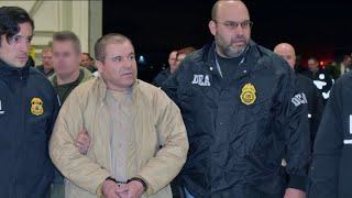 Mexican drug lord `El Chapo` sentenced to life in prison