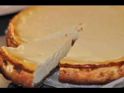 "Recette du Cheesecake ""New York Style"" au citron! - UCgCEqjKOabA2_IvZ-agkQCQ"