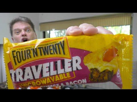 Four N Twenty Traveller Meat Pie Review - UCGXHiIMcPZ9IQNwmJOv12dQ