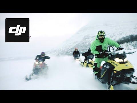 DJI - Inspire 2 - Cinematic Possibilities Episode 1: Snow Chase - UCsNGtpqGsyw0U6qEG-WHadA