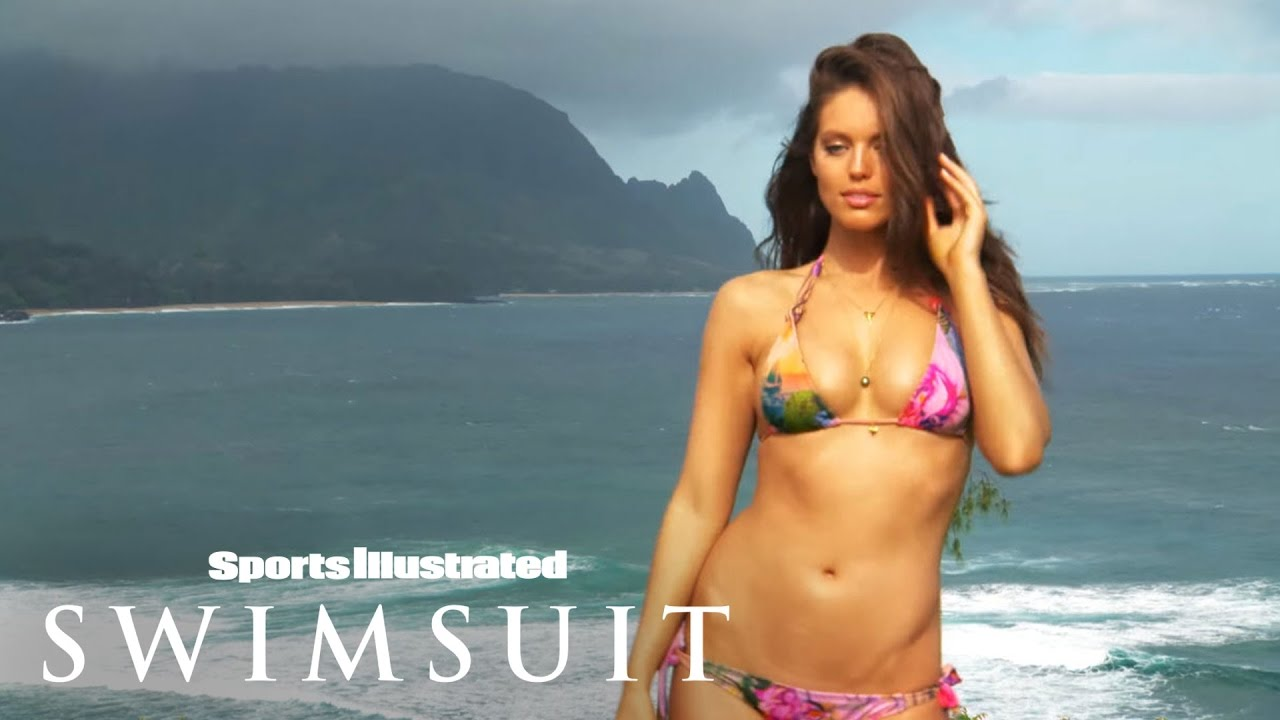 Emily DiDonato Sexy Outtakes 2015   Sports Illustrated Swimsuit