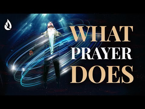 THIS is How Prayer Changes YOU