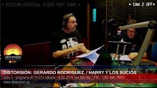 """""""Harry y Los Sucios el regreso para el adiós""""  #115-013 sáb16.02.2019"""