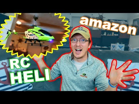 Amazon's BEST SELLING RC Helicopter Toy & Highest Rated - TheRcSaylors - UCYWhRC3xtD_acDIZdr53huA