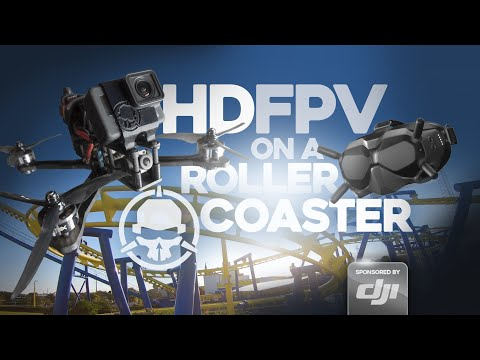 Flying an FPV Drone ON A ROLLERCOASTER - UCemG3VoNCmjP8ucHR2YY7hw