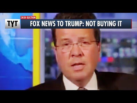 Fox News' Surprising Take on Trump's Voter Fraud Conspiracy Theories
