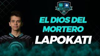 ¡¡EL Nº 1 DEL MUNDO Y DIOS DEL MORTERO, LA BARRIDA DE LAPOKATI!! QLASH LEAGUE 2 | CLASH ROYALE