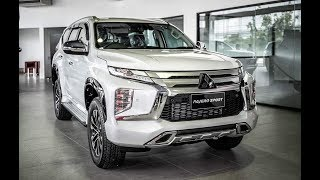 2020 MONTERO/PAJERO SPORT FACELIFT HD PROMOTIONAL VIDEO PLUS INTERVIEW SOON IN PH MARKET HOPING!