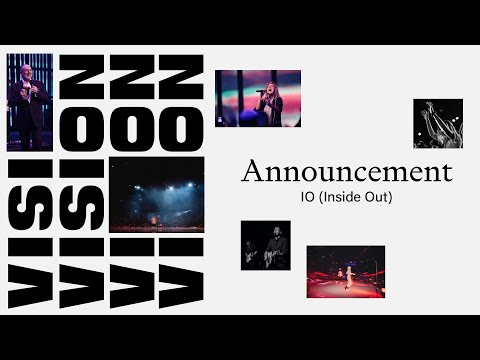 Hillsong Church Vision Sunday Announcement  IO (Inside Out)