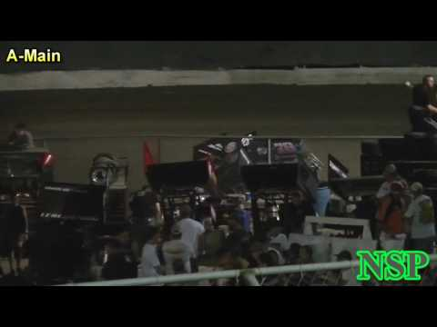 August 19, 2016 Kasey Kahne Jr's A Main - dirt track racing video image