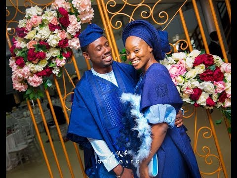 JOSHUA AND TOLU MIKE-BAMILOYE'S WEDDING VIDEO Featuring wedding song by jaymikee