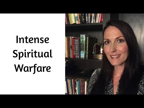 For Those Under Intense Spiritual Warfare