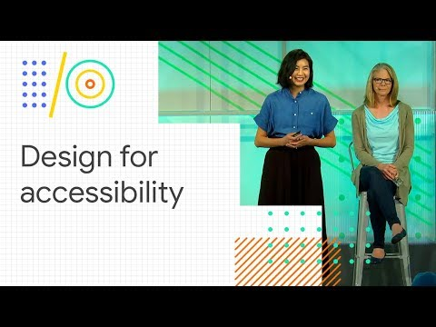 An accessible process for inclusive design (Google I/O '18) - UC_x5XG1OV2P6uZZ5FSM9Ttw