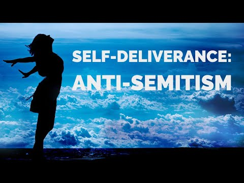 Deliverance from the Spirit of Anti-Semitism  Self-Deliverance Prayers