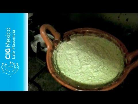 Cómo preparar pipián verde poblano #laloplascencia #cocinamexicana