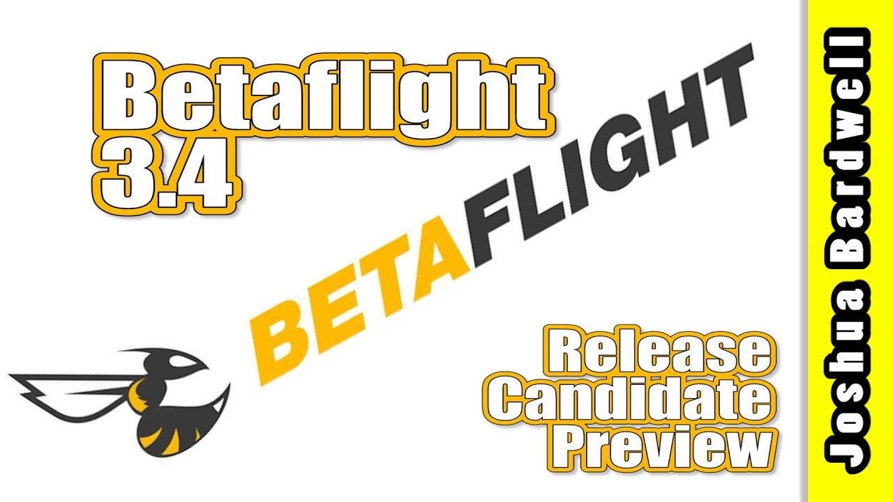 Betaflight 3 4 First Look   HOW TO INSTALL   mdp lt