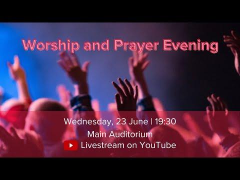 Worship and Prayer Evening