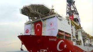 EU discusses retaliation against Turkey's 'illegal drilling'