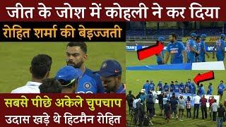 India Vs West Indies ODI Series 2019 | टीम इंडिया की जीत में अलग-थलग पड़े हिटमैन रोहित शर्मा