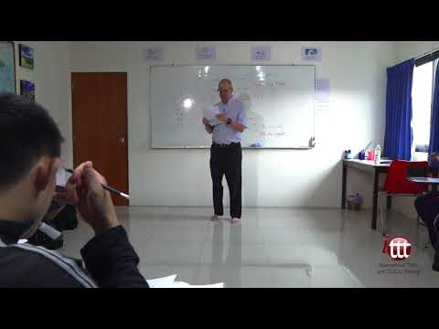 EFL Sample Lesson - Study Phase Feedback