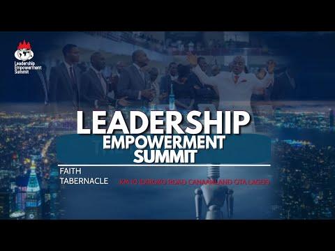 DOMI STREAM: LEADERSHIP EMPOWERMENT SUMMIT  4, APRIL 2021.