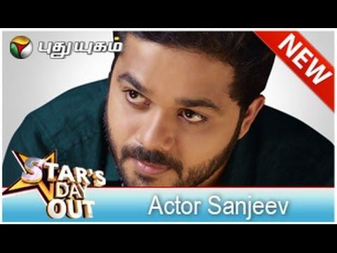 Actor Sanjeev in Stars Dayout (21/06/2014) - Part 1 - UCAW01Xupb-fd51o0BsQbcLQ