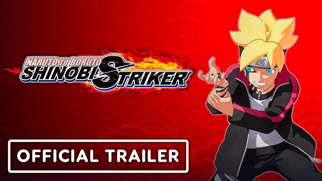 Naruto to Boruto: Shinobi Striker – Official Boruto Uzumaki (Karma) Launch Trailer