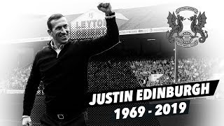 A Tribute To Justin Edinburgh (1969-2019)