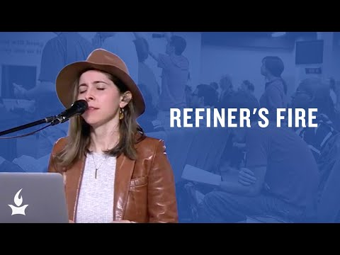 Refiner's Fire -- The Prayer Room Live Moment