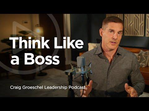 Problem Solving Like a Boss, Part 1- Craig Groeschel Leadership Podcast
