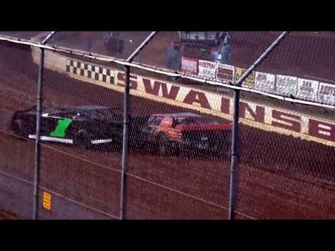 Swainsboro Super Street 10/14/17 - dirt track racing video image