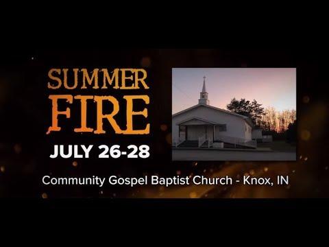 Summer Fire 7/26/19