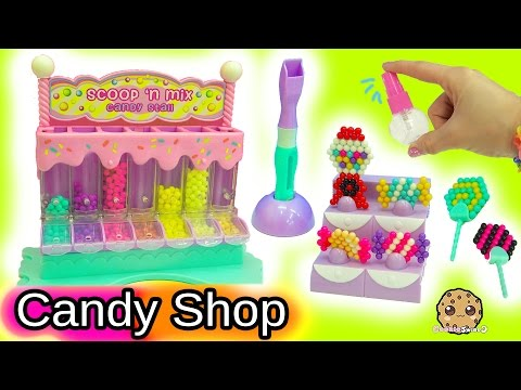 Queen Elsa and Princess Anna Shop At Beados Sweet Scoop 'N Mix Candy Shop - UCelMeixAOTs2OQAAi9wU8-g