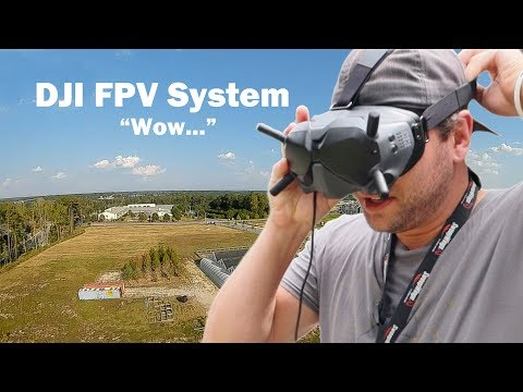 First Impressions of the DJI Digital FPV System - Ricker Life FPV
