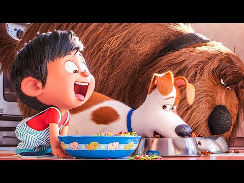 THE SECRET LIFE OF PETS 2 - 11 Minutes Clips + Trailers (2019) - UCA0MDADBWmCFro3SXR5mlSg