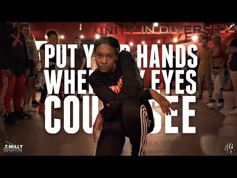 Busta Rhymes - Put Your Hands Where My Eyes Could See @WilldaBeast__ Choreography | @TimMilgram - UCH7glo0Lb4YoW2QnN5Z1IAw