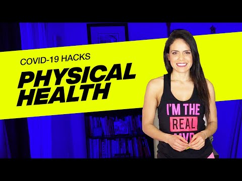 VOUS COVID-19 Hack - Physical Health with Janettsy Chiszar