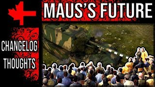 Update on the Maus's Future - Changelog Thoughts - War Thunder