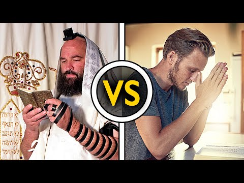 Traditional Judaism VS Traditional Christianity