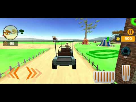 Smart Taxi City Zoo Tourist Transport(By Round Pixel Studios) Android Gameplay[HD]