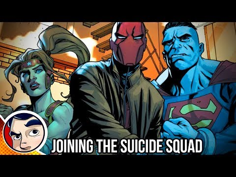 """Red Hood """"Joins the Suicide Squad"""" - Rebirth Complete Story 