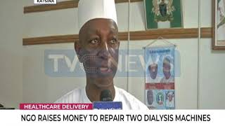 NGO raises funds to repair two Dialysis Machines in Katsina Hospital
