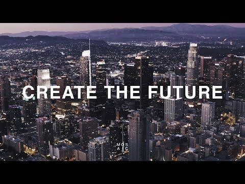 CREATE THE FUTURE // Mosaic Foundation