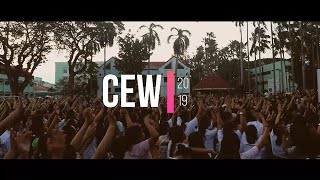 CEW 2019 at CENTRAL PHILIPPINE UNIVERSITY  (Praise Jam)