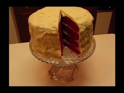 Betty's Valentine's Day Red Velvet Cake